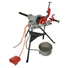 Complete PT Threading Machine1 NEW PT Threading Machine Ridgid Die Head